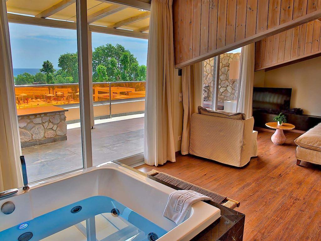 Bomo Litohoro Olympus Resort Villas & Spa: Mediterranean Suite