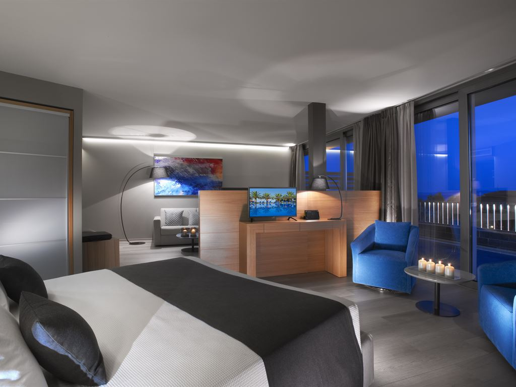 Blue Dolphin Hotel: Deluxe Suite