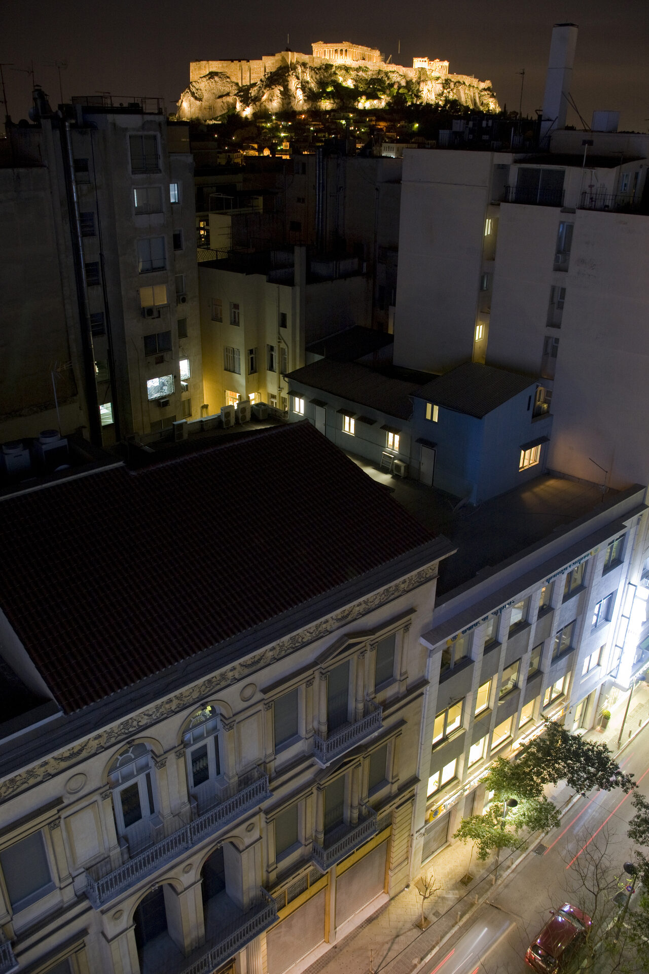 Arethusa Hotel: General view