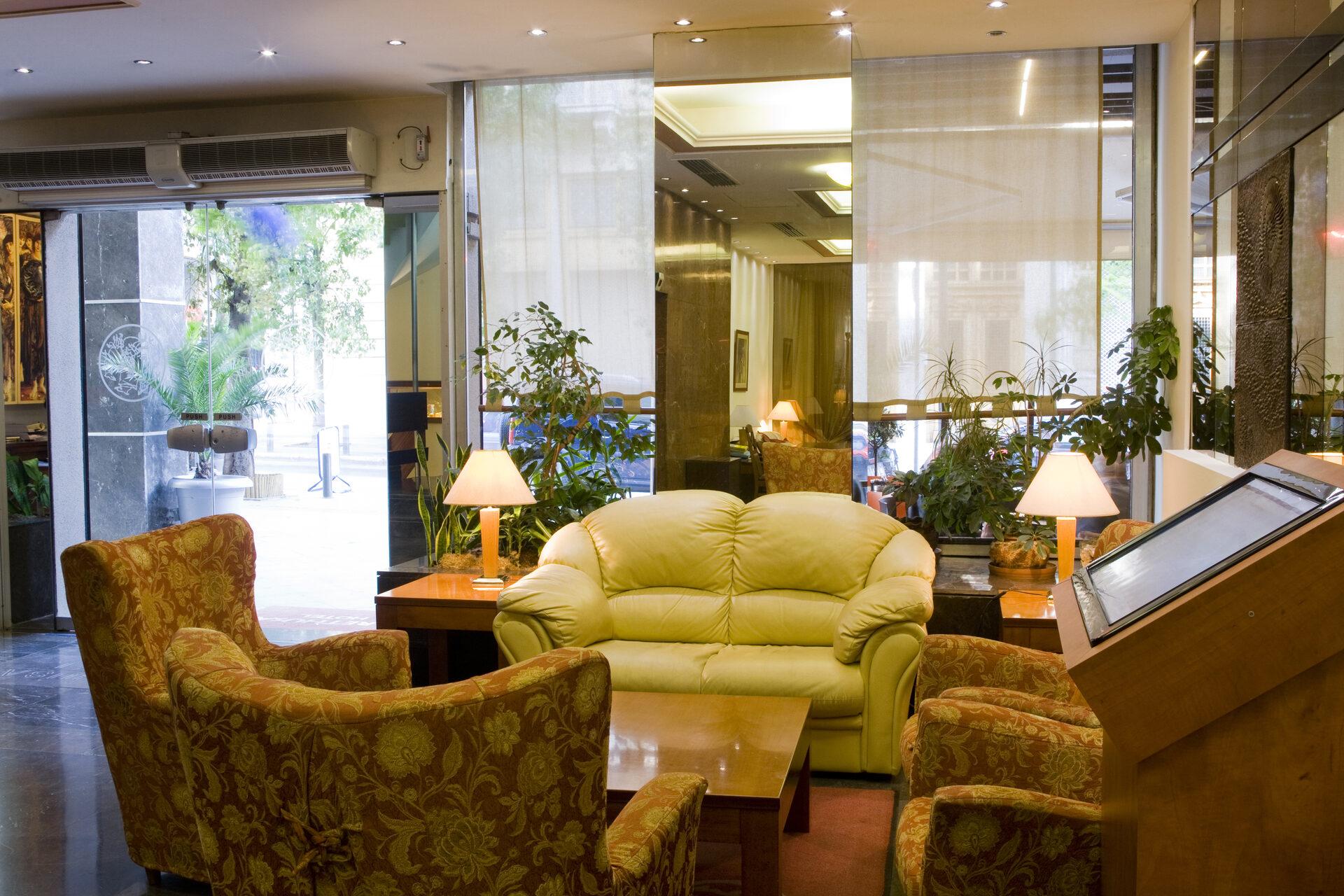 Arethusa Hotel: Lobby