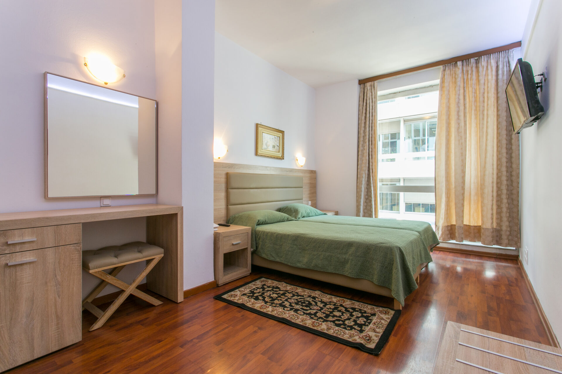 Arethusa Hotel: Room Double or Twin STANDARD