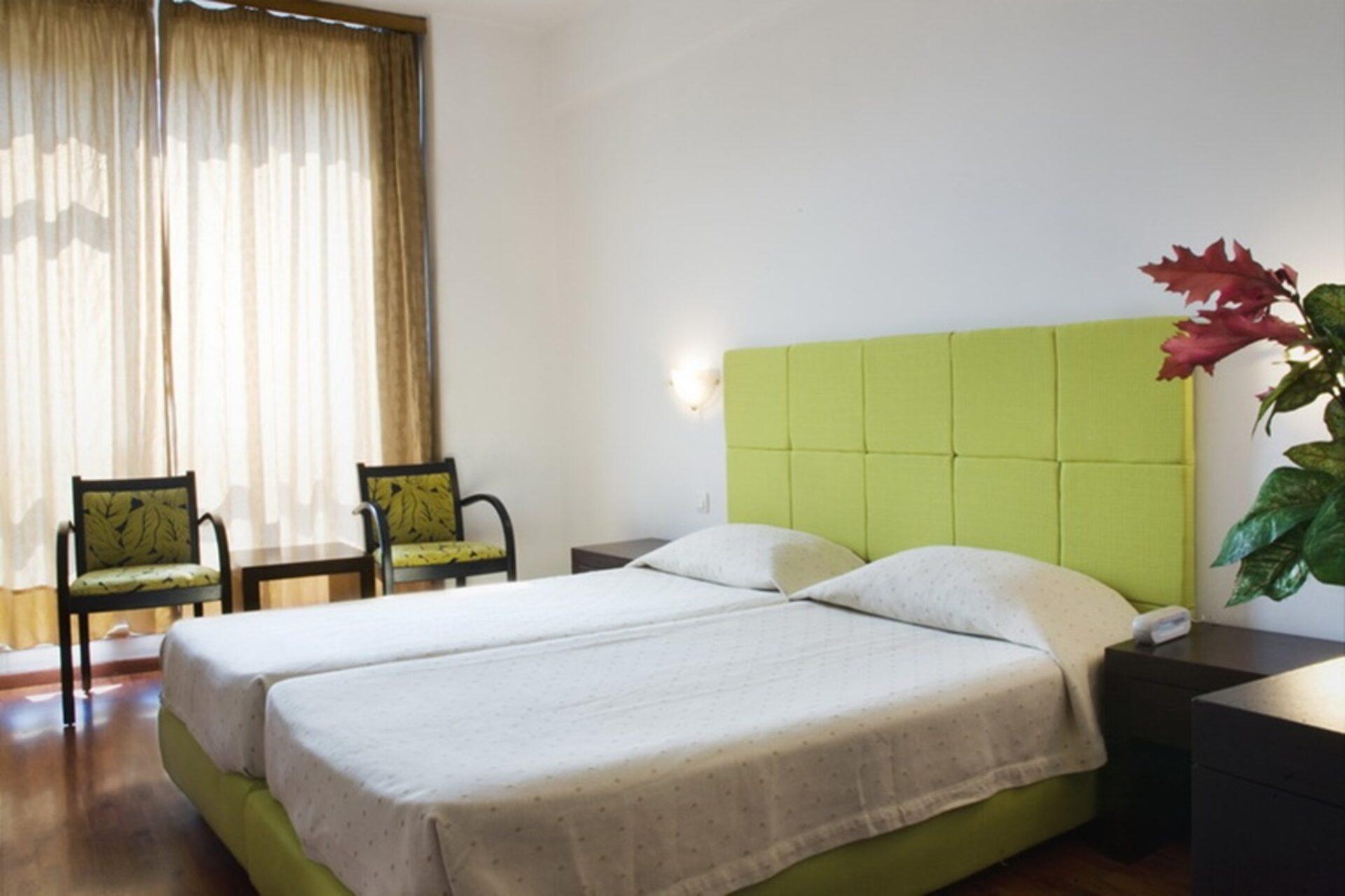 Arethusa Hotel: Room