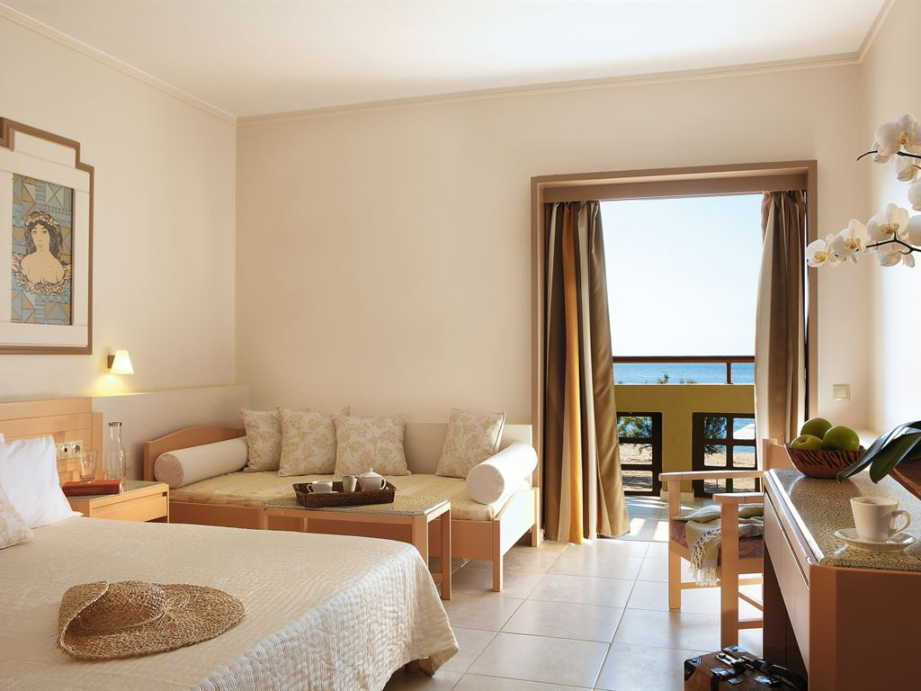 Grecotel Meli Palace : Double Guestroom