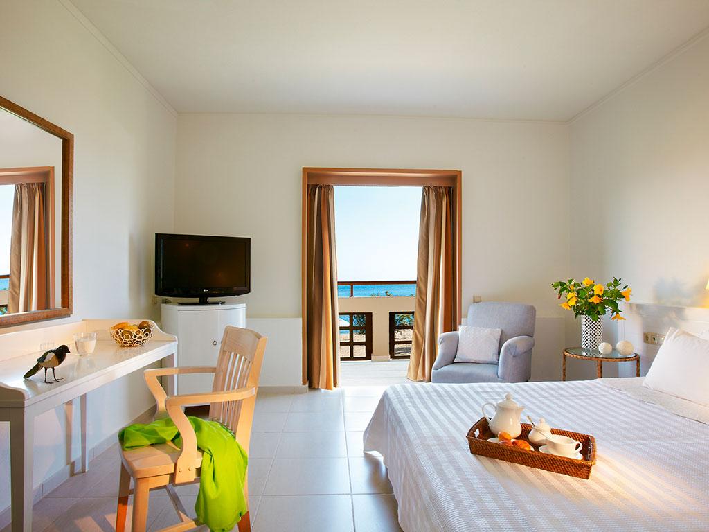 Grecotel Meli Palace : Sea View Room
