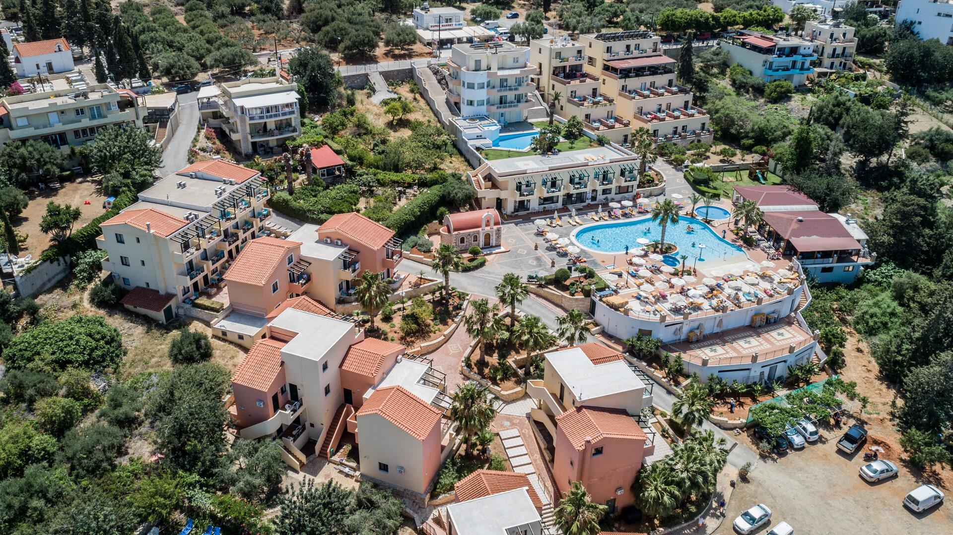 Asterias Village Apartments Hotel