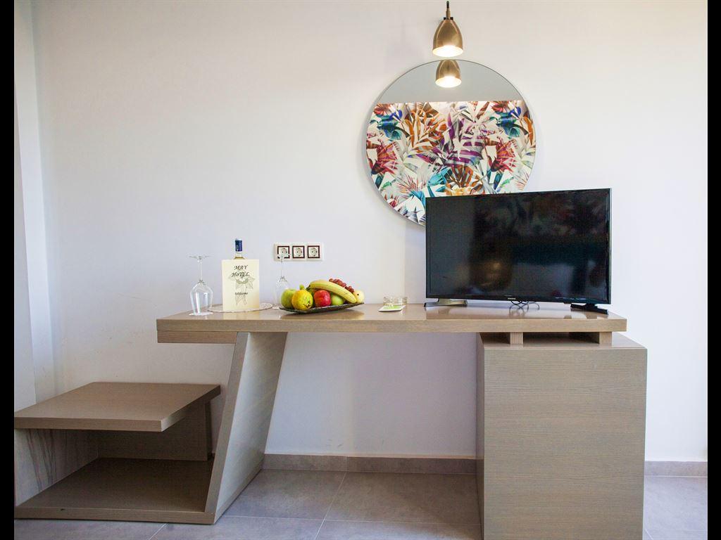 May Beach Hotel: Standard room