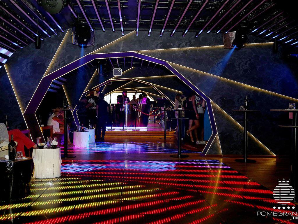 Pomegranate Wellness Spa Hotel: Pomegranate The Club