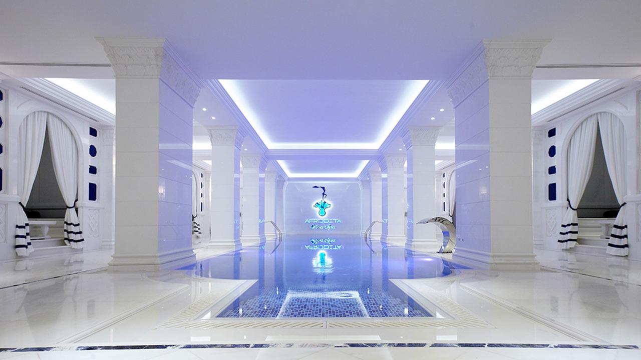 Pomegranate Wellness Spa Hotel: Afrodita Roe Spa