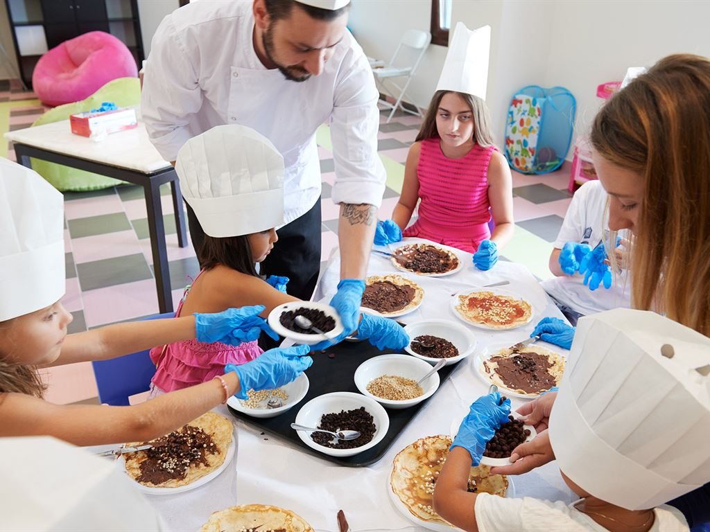 Pomegranate Wellness Spa Hotel: Kids Activities