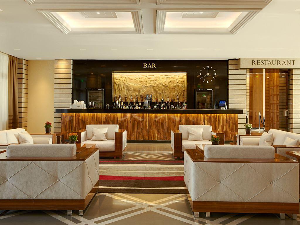 Pomegranate Wellness Spa Hotel: Artemis Main Bar