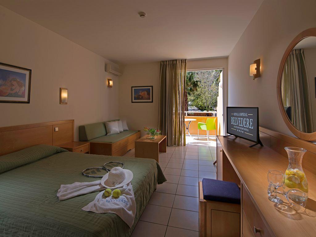 Imperial Belvedere Hotel: Standard Room
