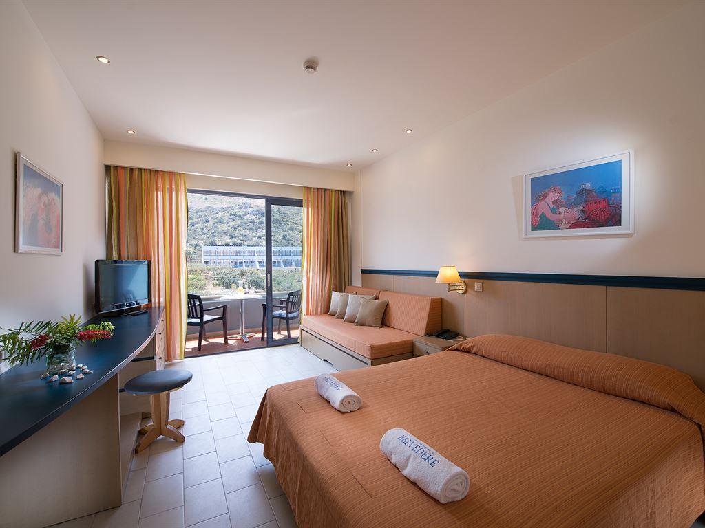 Royal Belvedere Hotel: Standard Room