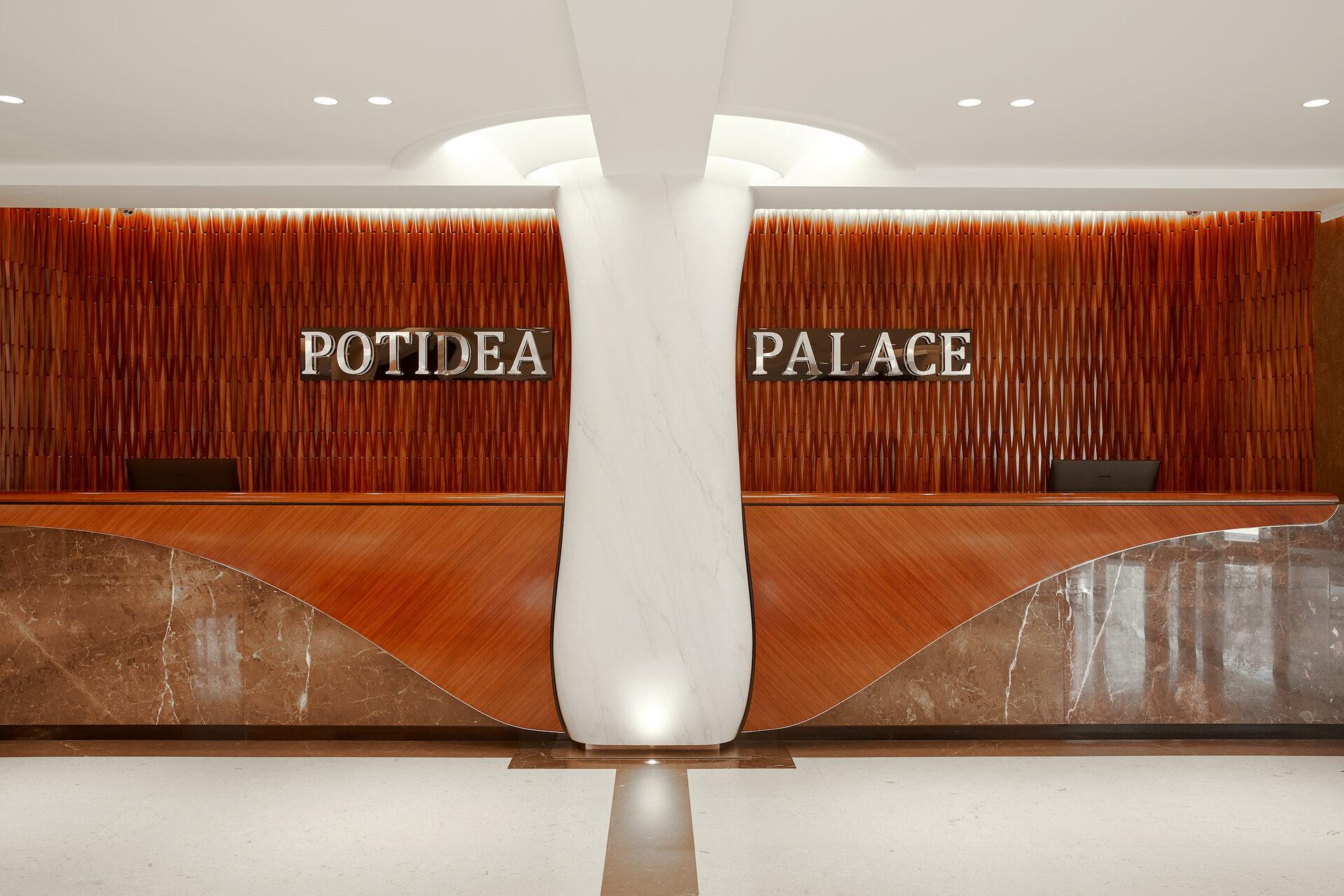 Potidea Palace