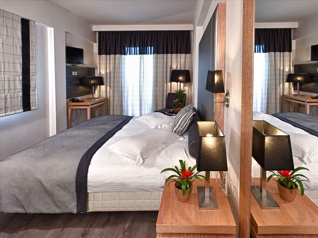 Olympus Thea Boutique Hotel: Single
