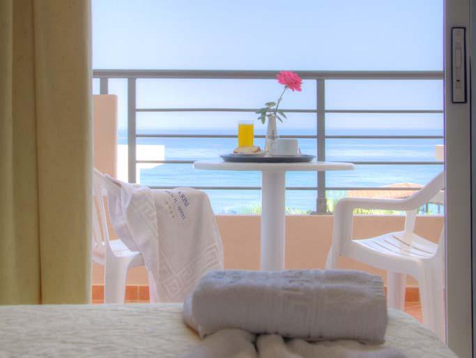 Krini Beach: Superior Triple Room