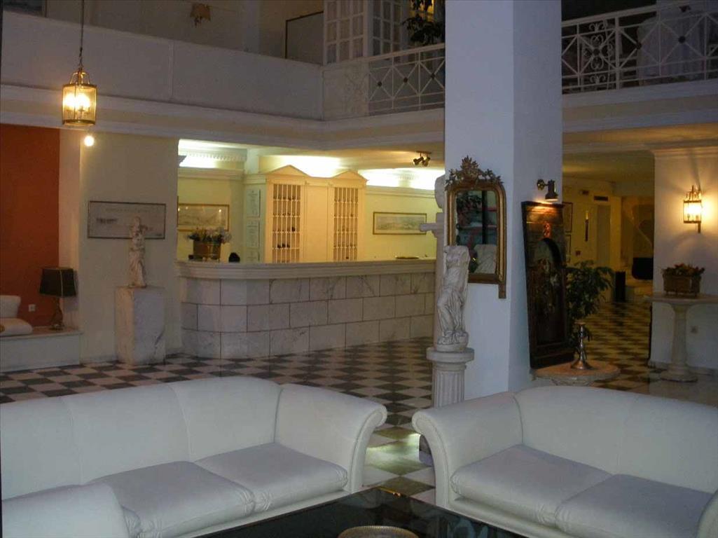 Venus Melena Hotel: Reception