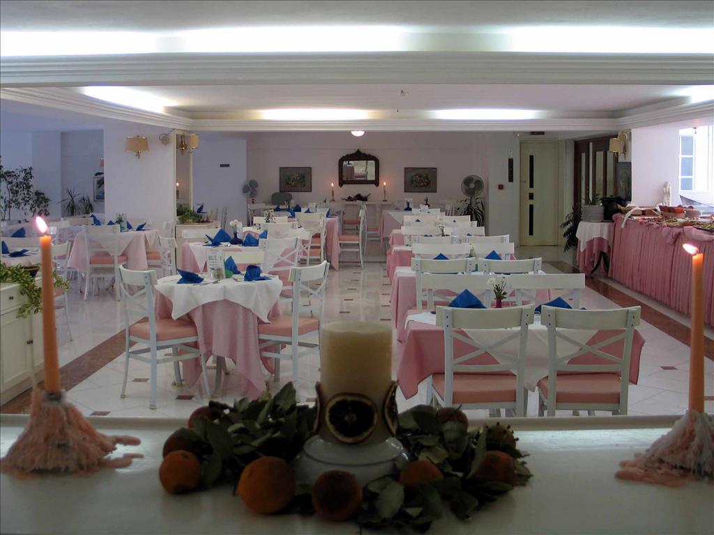 Venus Melena Hotel: Restaurant