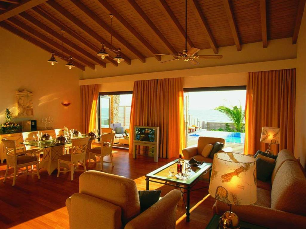 Aldemar Royal Olympian Luxury Resort & Spa: Suite Olympia