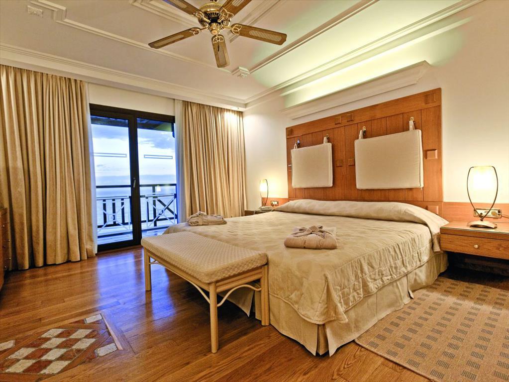Aldemar Royal Olympian Luxury Resort & Spa: Suite Superior-Main Building/Sea Front