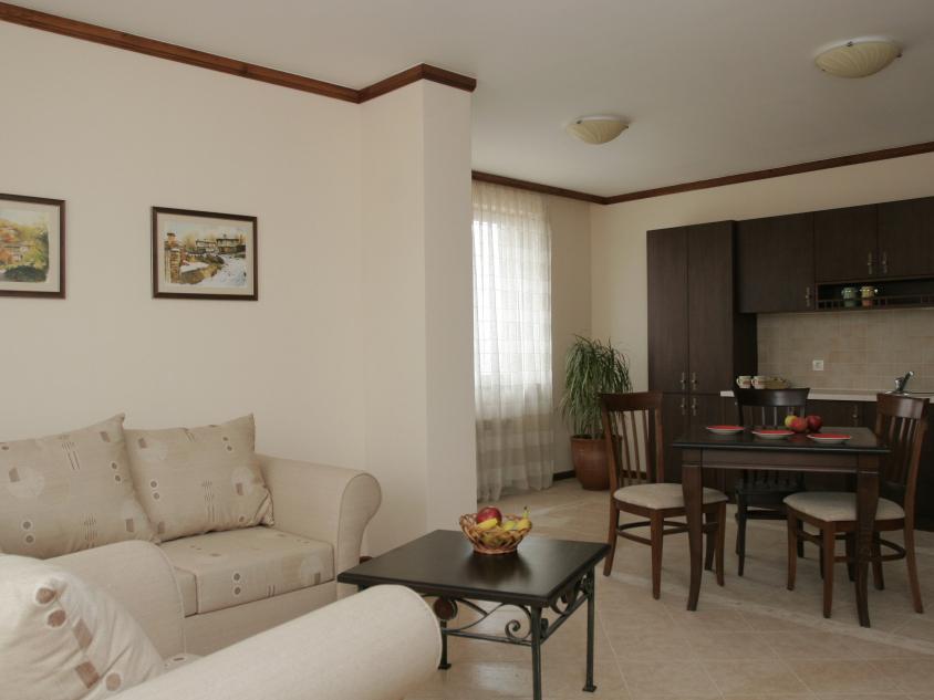 St. Ivan Rilski Hotel & Apartments