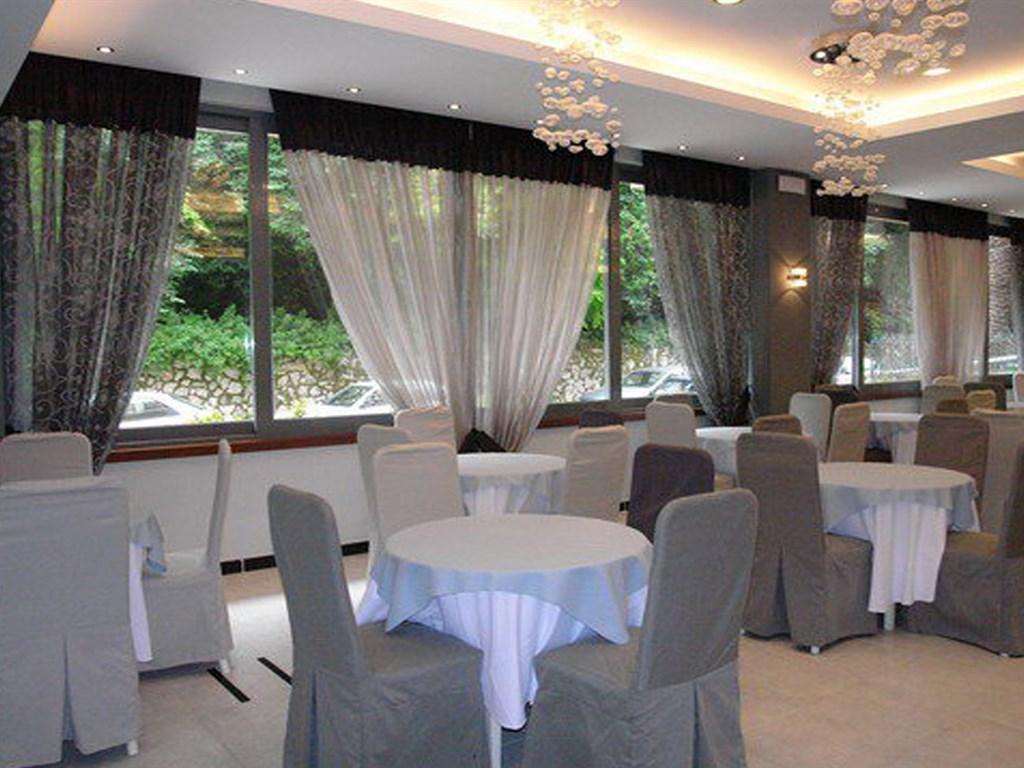 Arion Hotel: Breakfast Area