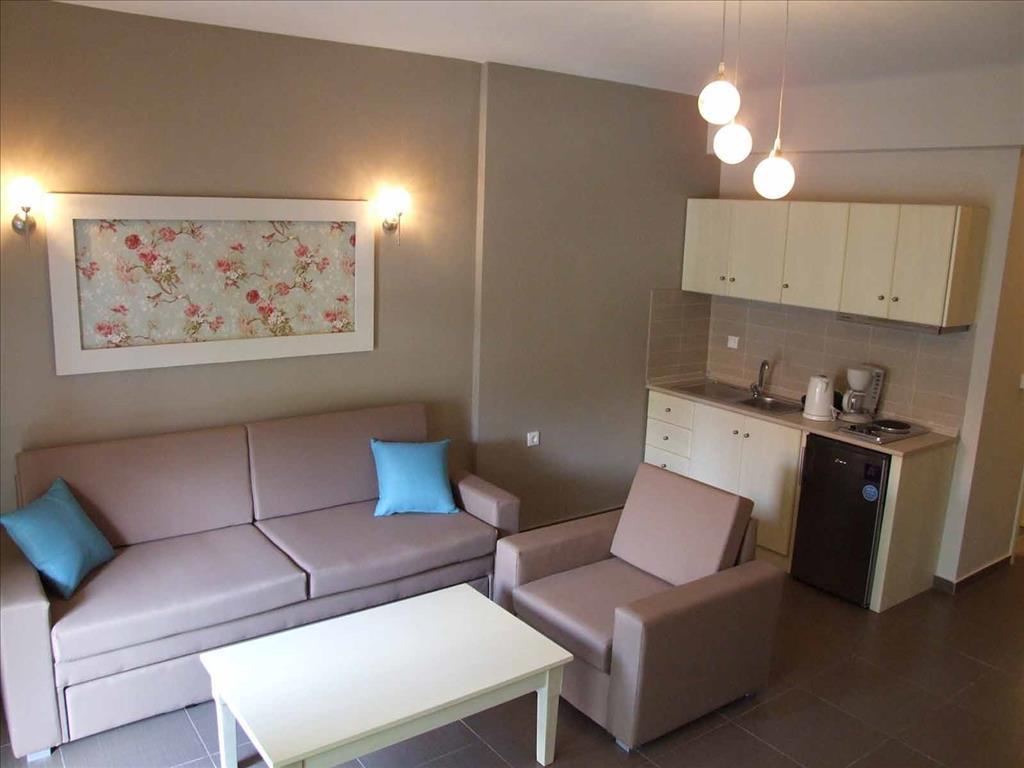 Ntinas Filoxenia Hotel & Spa: Apartment 1-Broom