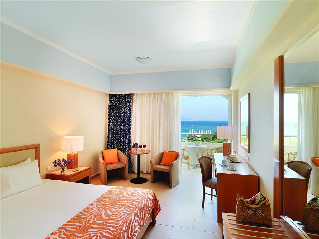 Corfu Chandris Hotel & Villas : Villa bedroom