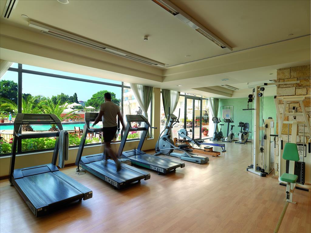 Corfu Chandris Hotel & Villas : Gym