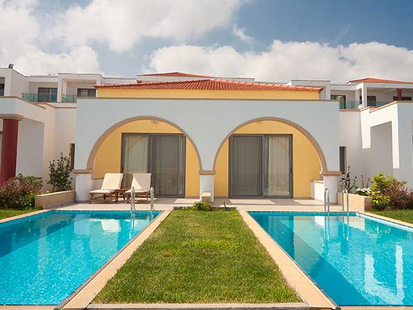 Kresten Royal Euphoria Resort: Private Pool Junior Suite