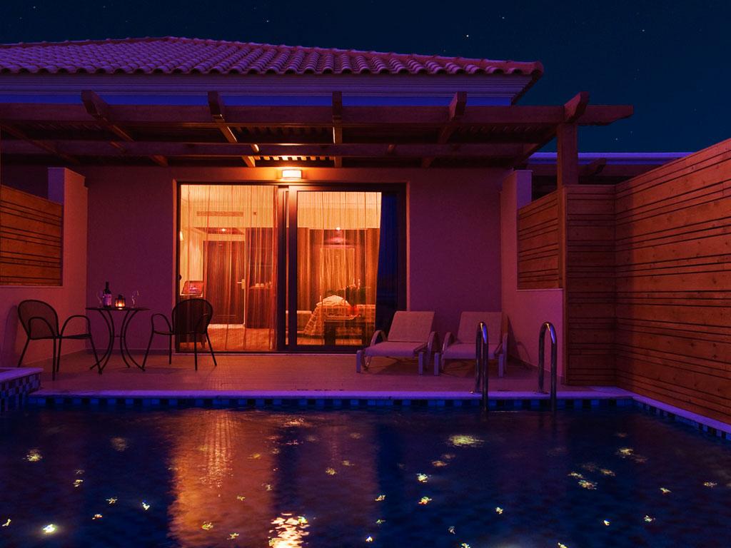 La Marquise Luxury Resort Complex: Bungalow Private Pool