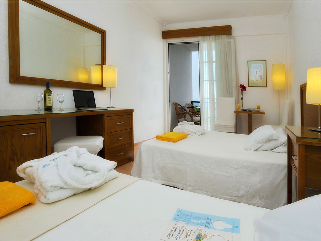 Alexander The Great Hotel: Double Room SV