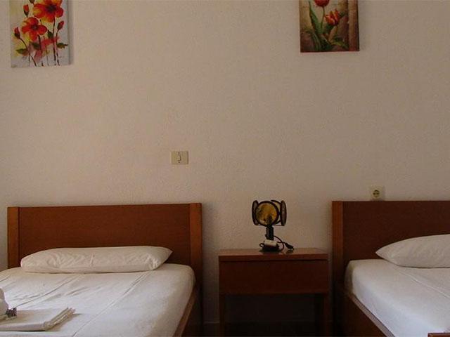 Stefani Hotel: Double Ground Floor