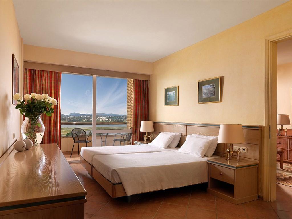 Divani Corfu Palace: Suite