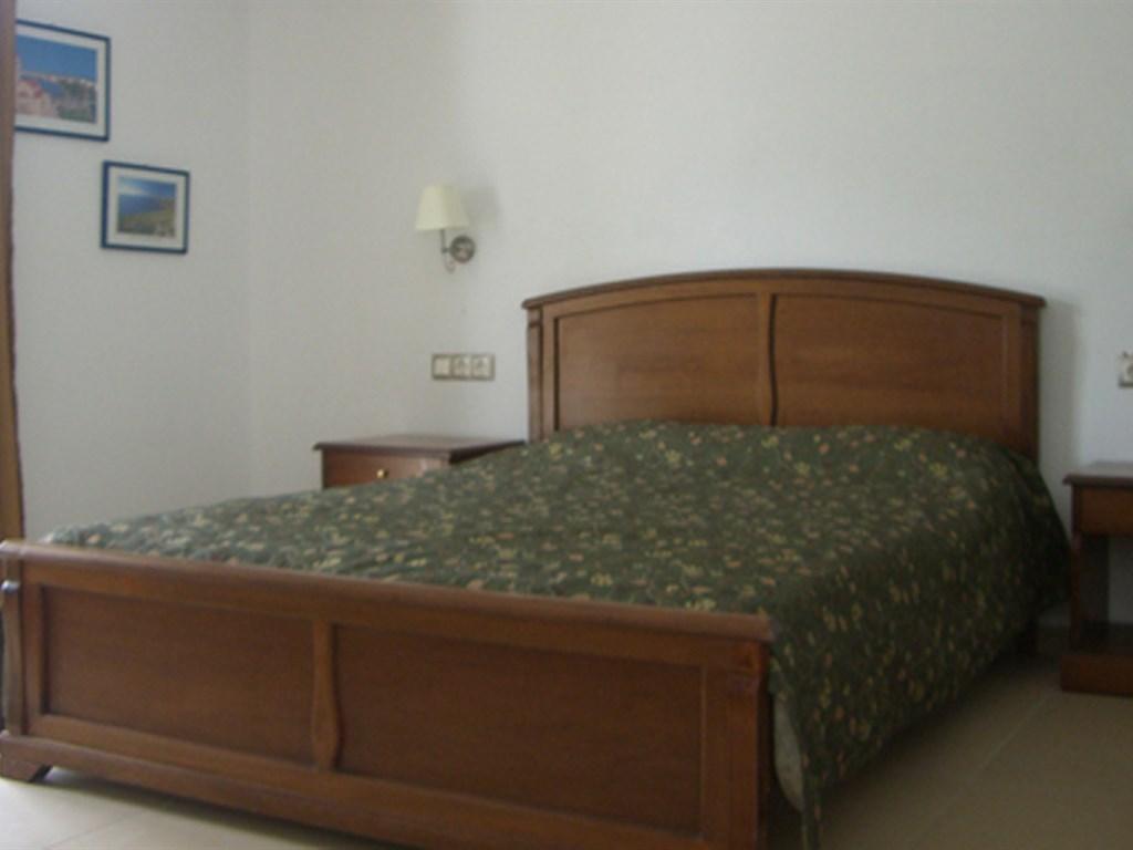 Esperides Sofras Hotel & Bungalows: Double Room-Mountain View