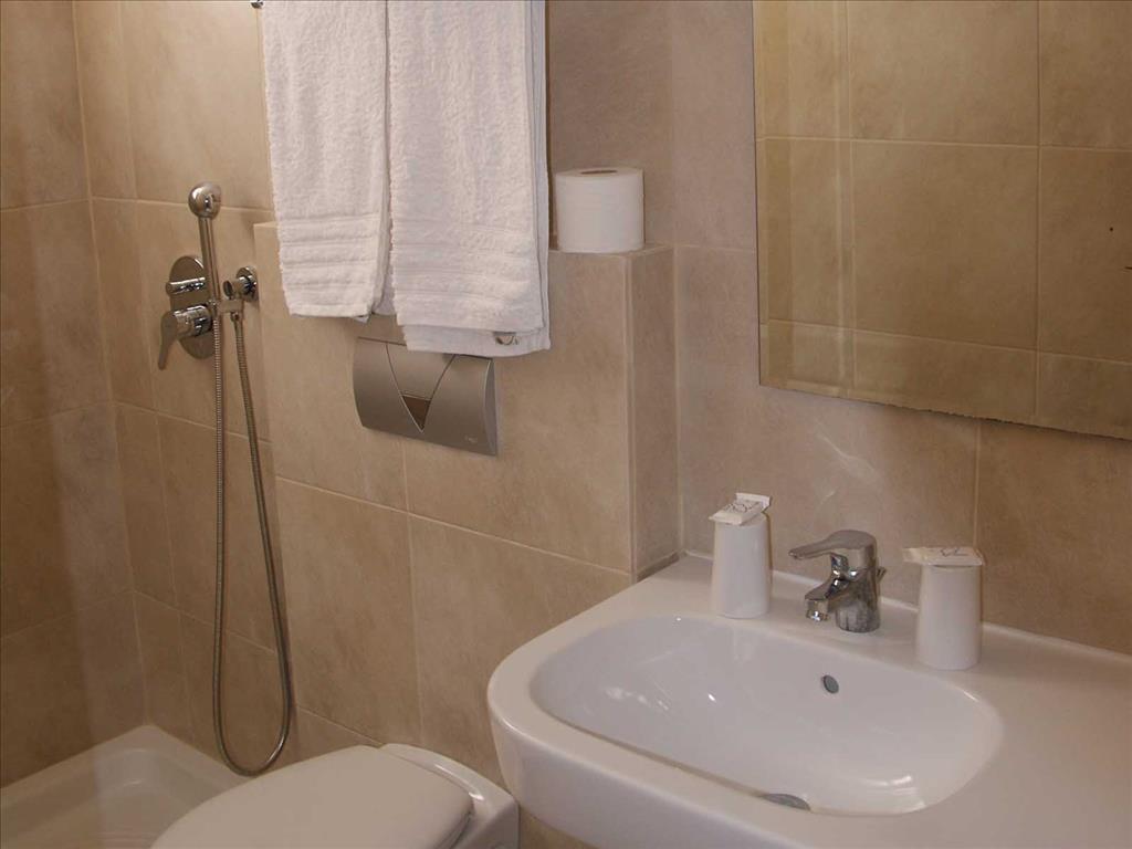 International Hotel: Bathroom