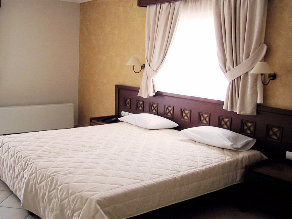 Evdion Hotel: Double Room