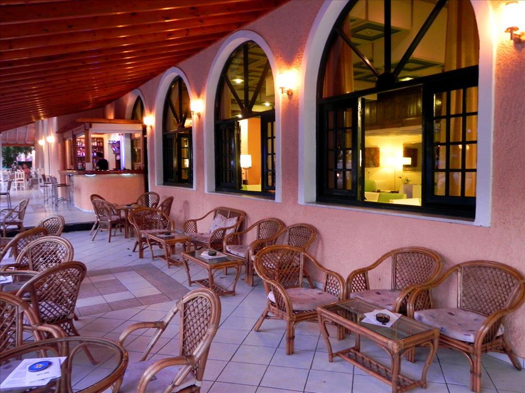 Alkionis Hotel: Bar