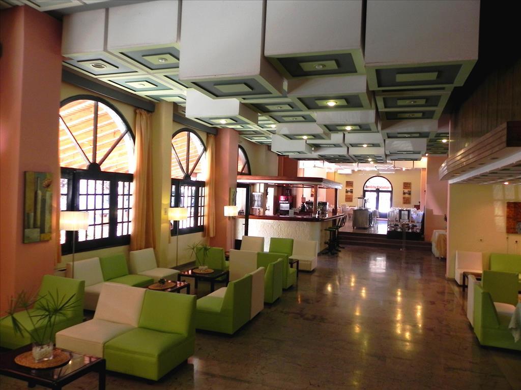 Alkionis Hotel: Lobby
