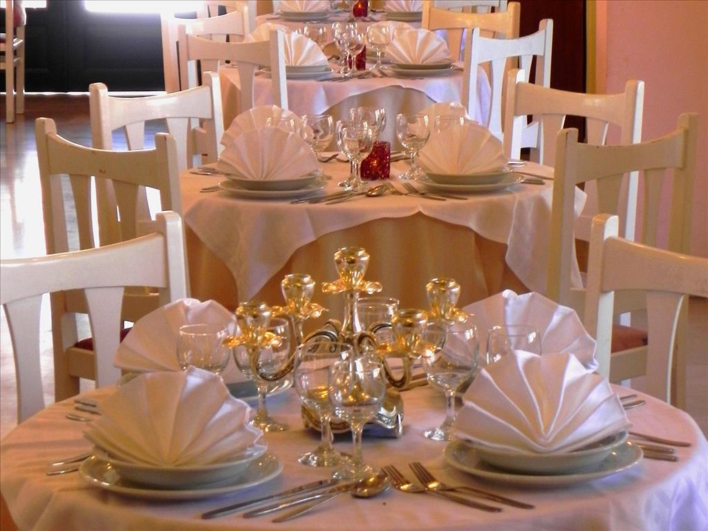 Alkionis Hotel: Restaurant