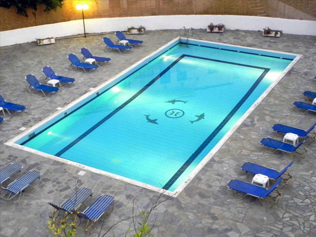 Alkionis Hotel: Pool