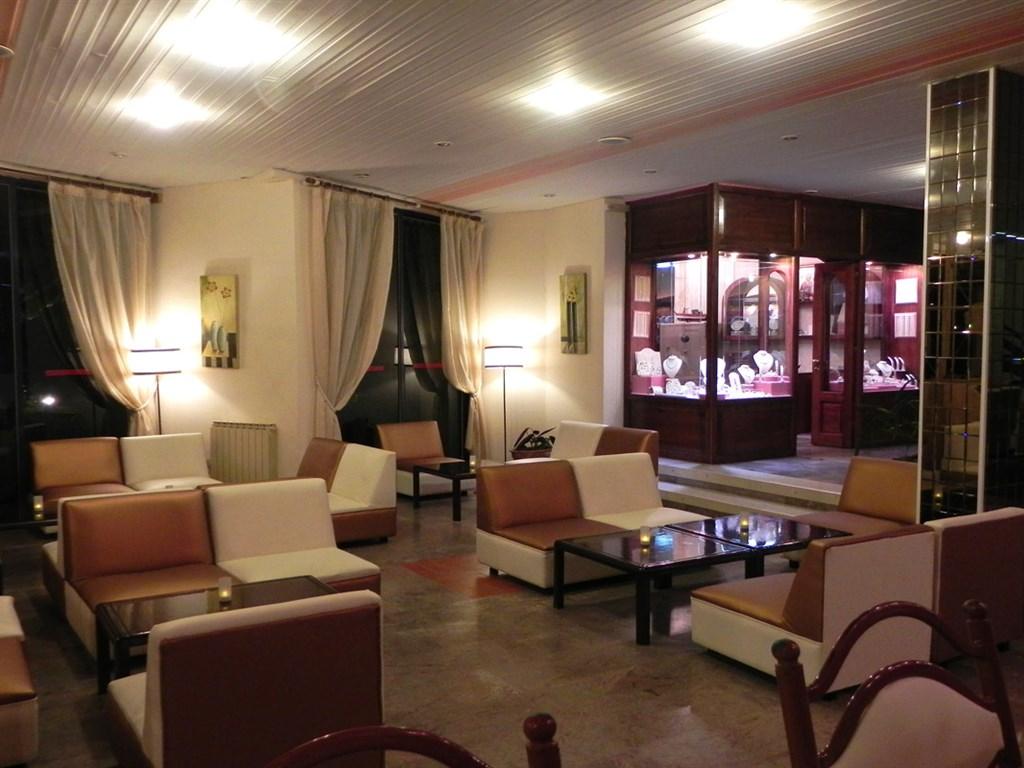 Albatros Hotel: Lobby