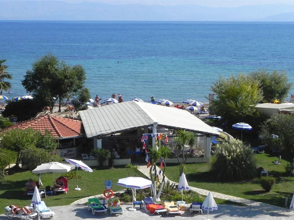 Albatros Hotel: Snack Bar