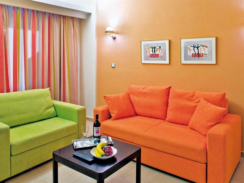 Mistral Hotel: Junior Suite