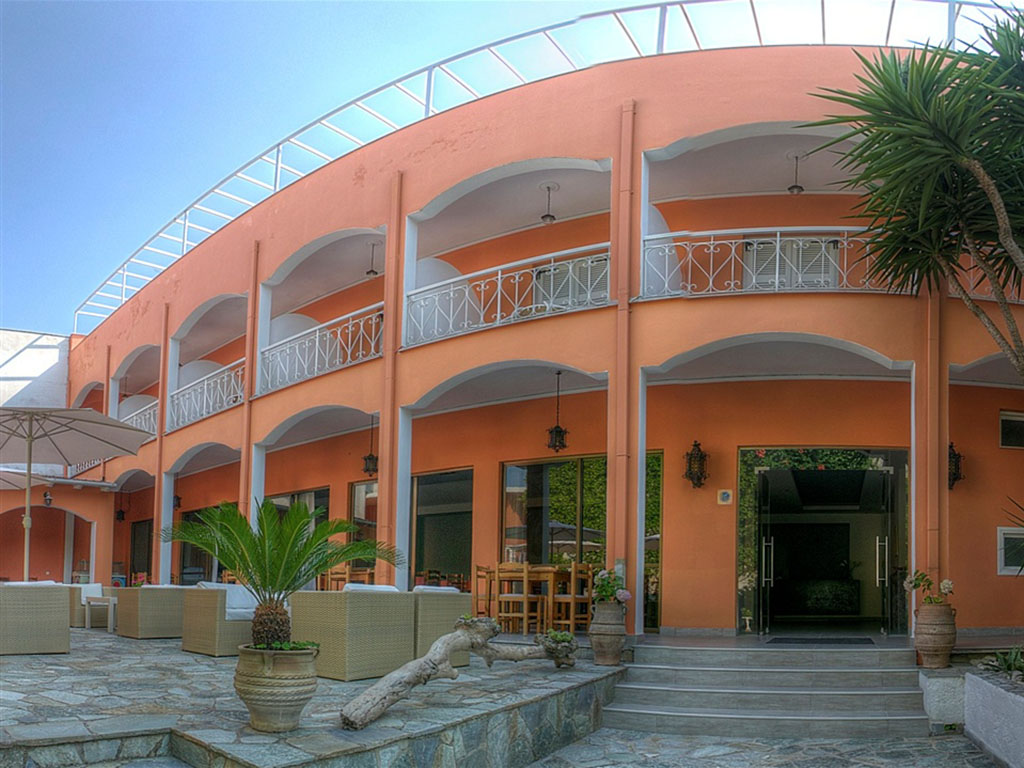 Benitses Arches Hotel