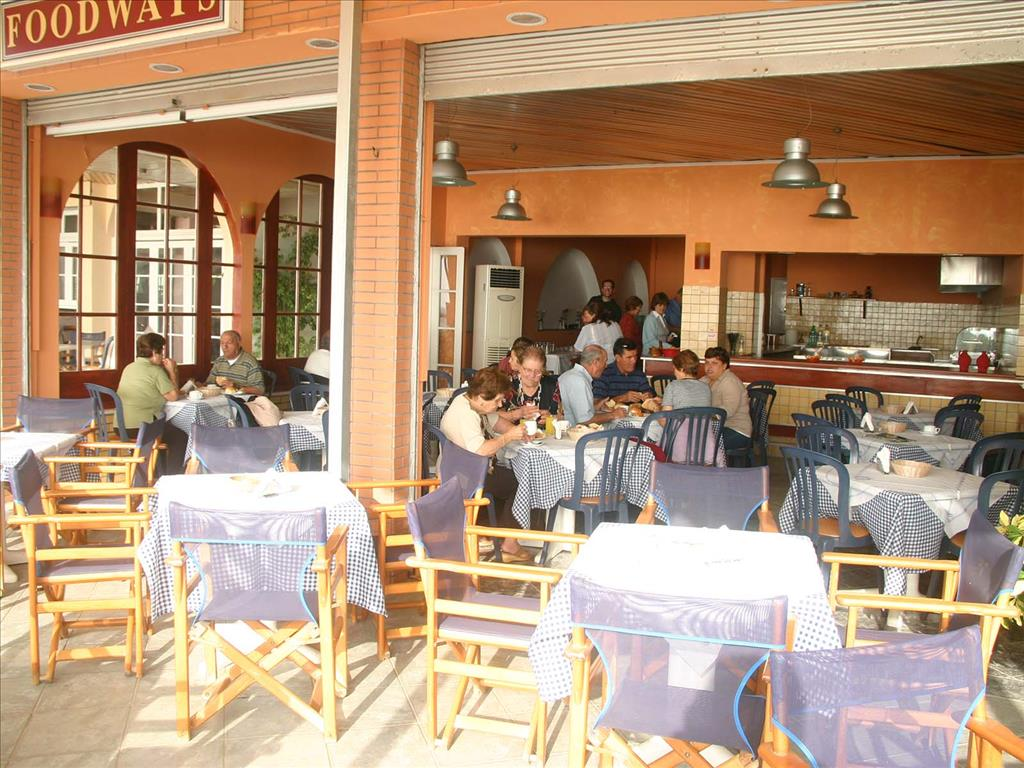 Loutrouvia Hotel: Restaurant