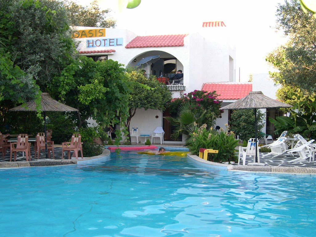 Oasis Hotel-Bungalows: Pool