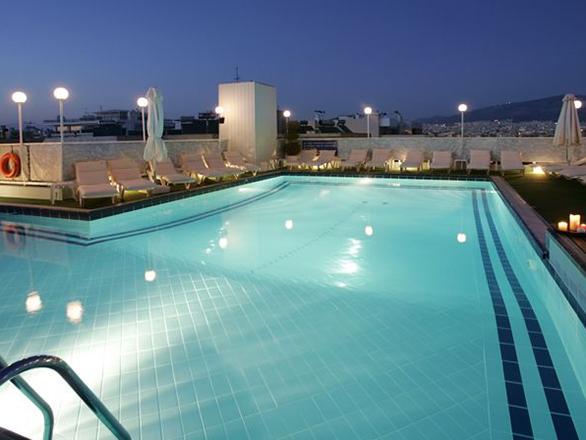 Poseidon Hotel Athens