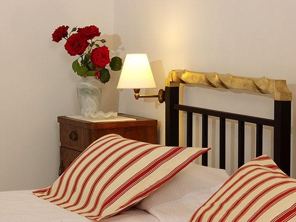 Strofades Beach Hotel: Double Room