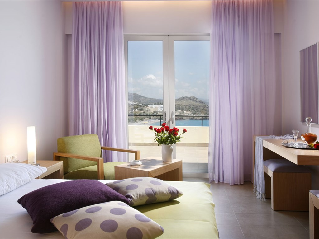 Lindos Mare Hotel: Double Room