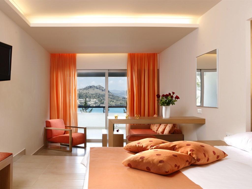 Lindos Mare Hotel: Junior Suite